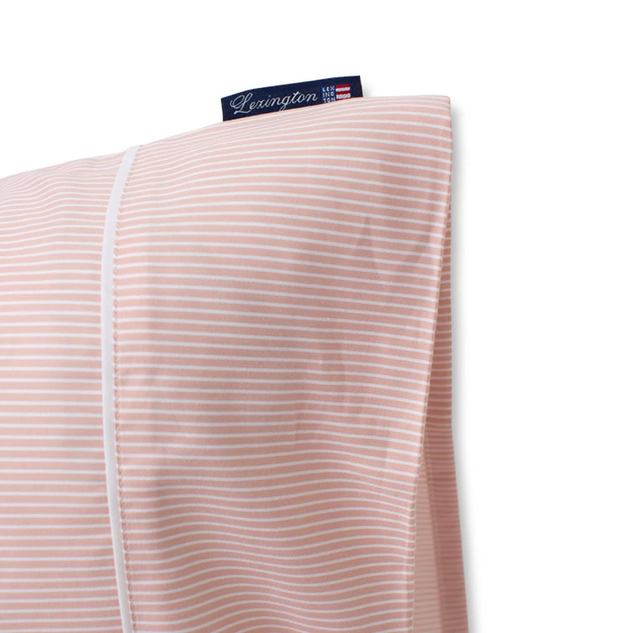 "LEXINGTON COMPANY - Bettdeckenbezug ""Striped Tencel/Cotton"""