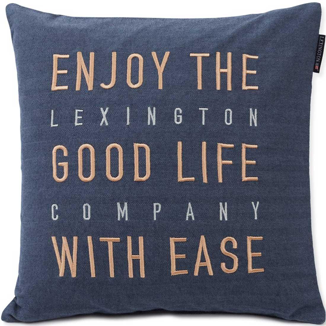 "LEXINGTON COMPANY - Dekokissenbezug ""Good Life Herringbone"""