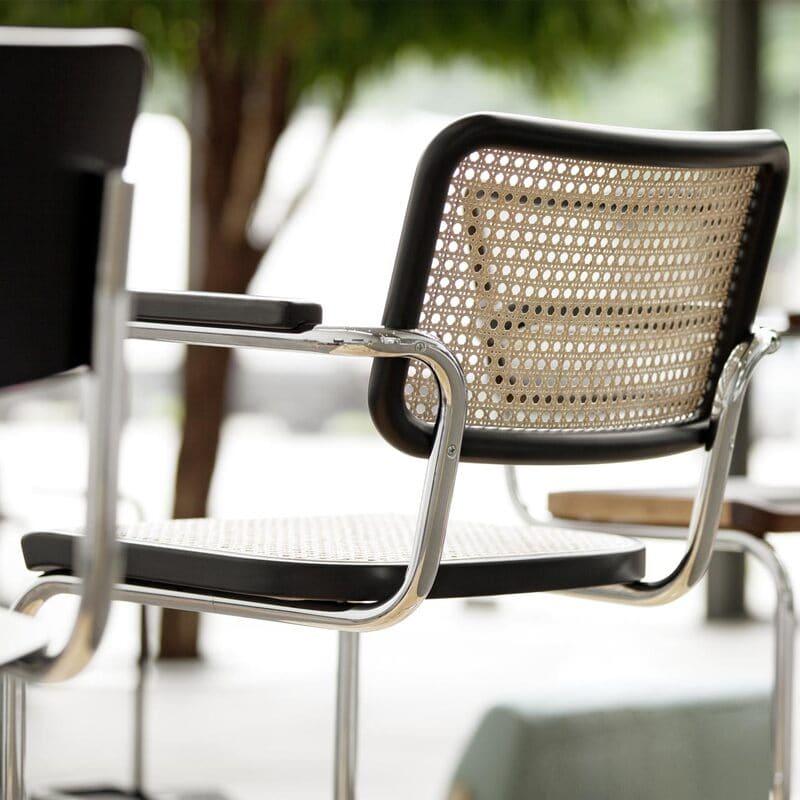 Stilvoller Stuhl von Thonet