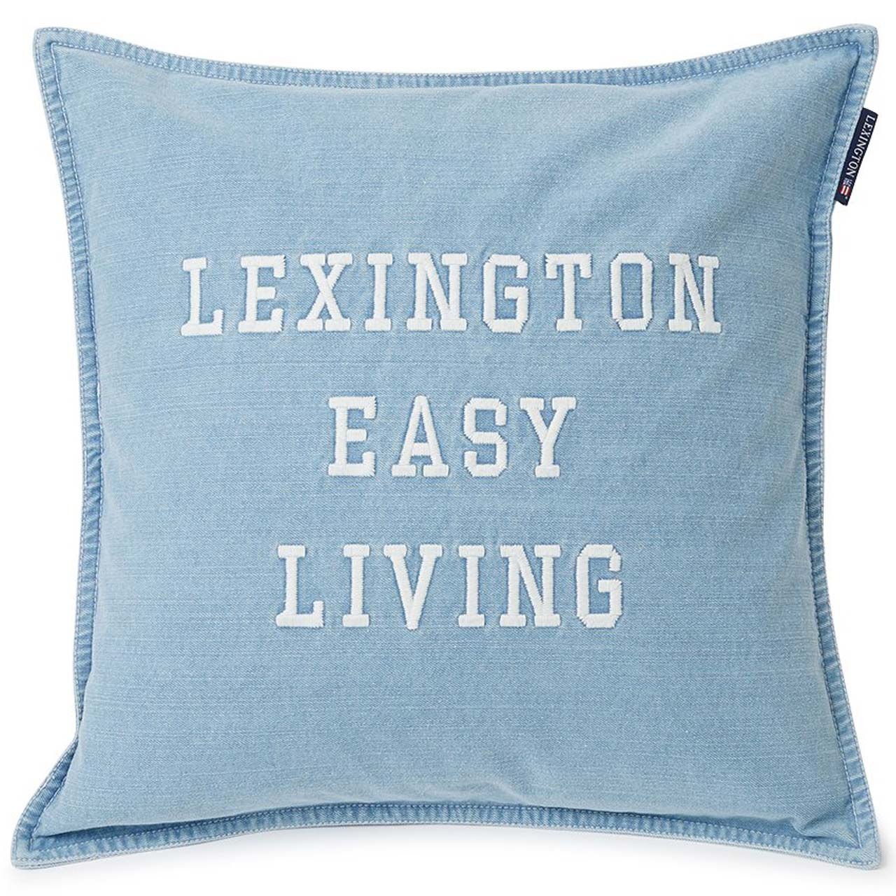 "LEXINGTON COMPANY - Dekokissenbezug ""Denim Easy Living"""