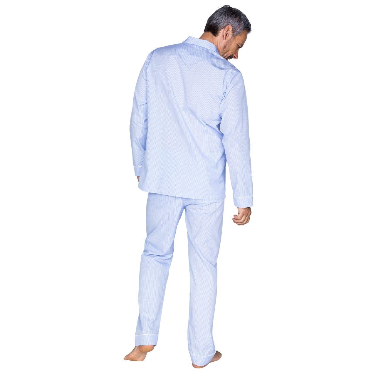 """VAN LAACK - Herren-Pyjama """"Carlo-P"""" uni"""
