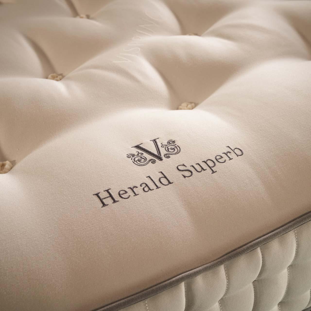 """VISPRING - Boxspringbett """"Herald Superb"""""""