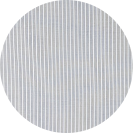 FIL A FIL - grau mit weißen Streifen