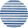 21 blau-weiß gestreift
