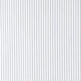 FIL A FIL - weiß mit grauen Streifen