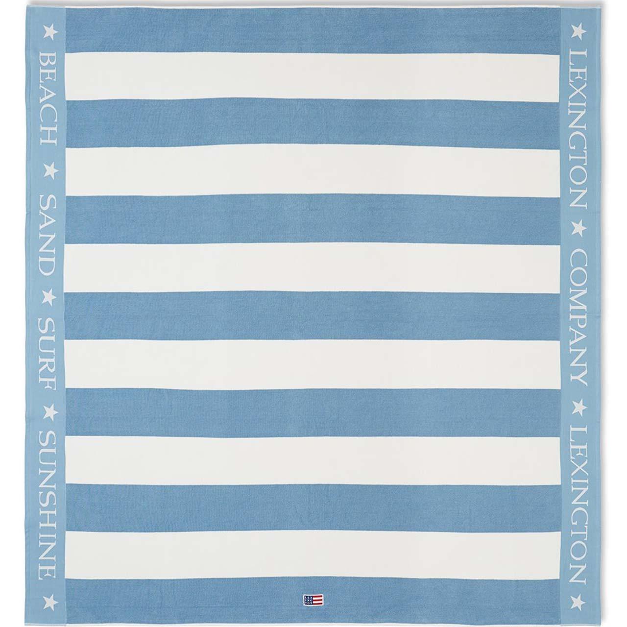 "LEXINGTON COMPANY -  Familien-Strandtuch ""Striped Cotton"""