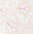flower beige/pink
