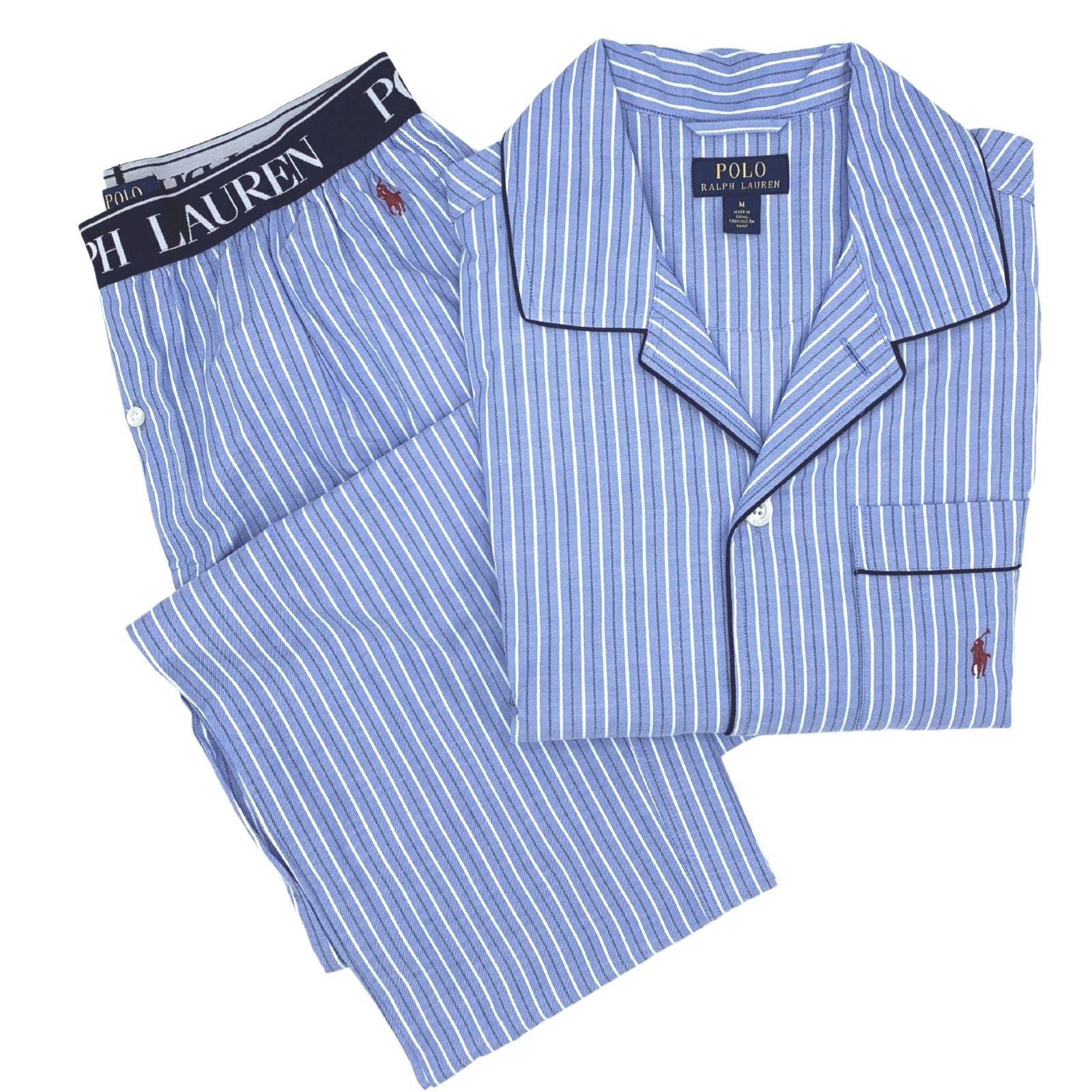 "POLO RALPH LAUREN - Herren-Pyjama ""Madison Stripe"""