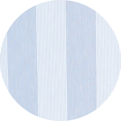 RIGATO - Blau/Weiss