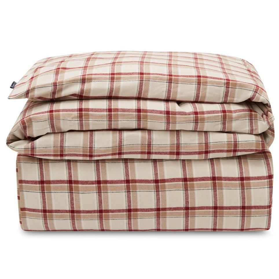 "LEXINGTON COMPANY - Bettdeckenbezug "" Checked Flannel"""