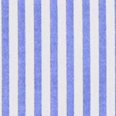 marine/weiß gestreift